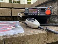 MOTOROLA APX 4500 7/800 MHz P25 Dash Mount 02 Head Mobile Radio