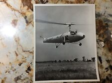 Bell Model 30 Prototype Experimental Helicopter Aircraft Photo #873