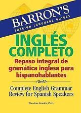 Inglés Completo : Repaso Integral de Gramática Inglesa para Hispanohablantes...