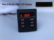 New Bmw E30 6 Button Obc Lcd Repair Display On Board Computer Bc1 Us + Euro