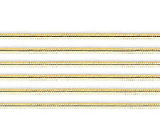Sleek! 100% 14K Yellow Gold Solid Snake Chain w/ Lobster Claw .6mm wide 20 inch