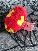 The Disney Store Mini Tsum Tsum Plush Soft Toy Marvel Iron Man