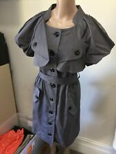 SZ 12 COOPER ST TRENCH DRESS  *BUY FIVE OR MORE ITEMS GET FREE POST