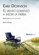 El viento comenzo a mecer la hierba (Spanish and English Edition)