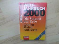 Welt-Jahrbuch 2000 – Die Staaten der Erde – NEU + OVP