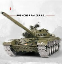 "RC Panzer ""Russland T72"" Heng Long 1:16 mit Rauch&Sound + 2,4Ghz V6.0 -Pro"