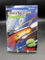 "SNES ""Earth Defense Force"" instruction Booklet Manual ONLY Super Nintendo"