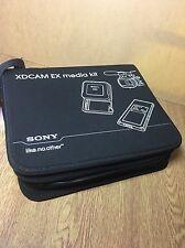 XDCAM EX MEDIA KIT - Holder for Memory Cards Etc Sony Branded Camera Case
