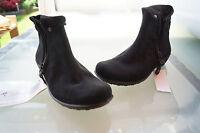 ROMIKA TopDryTex Damen Schuhe Stiefel Boots Stiefelette leicht Gr.37 schwarz NEU