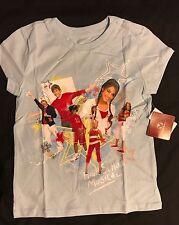 New NWT Disney Store High School Musical Troy Gabriela shirt top 10 12