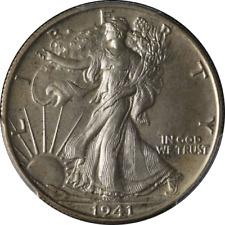 1941-P Walking Liberty Half PCGS PR66 Proof No A.W. Nice Luster Nice Strike