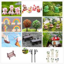 170 estilos Miniatura Hada Decoración De Jardín Decoración hágalo usted mismo Artesanía Accesorio Muñeca P2