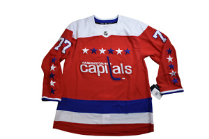 adidas Mens NHL Washington Capitals TJ Oshie Authentic Jersey NWT 52, 54, 56