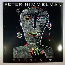 Peter HimmelmanGematria90663-1Island Records1987RockFolk Rock