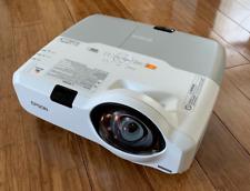 Epson PowerLite 435W 3LCD Projector