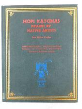 Jesse Walter Fewkes HOPI KATCINAS DRAWN BY NATIVE ARTISTS McRae Publications