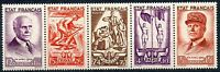 """FRANCE STAMP TIMBRE 580A """" TRAVAIL FAMILLE PATRIE BANDE PETAIN """" NEUF xx TTB M3"""
