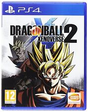 DRAGONBALL DRAGON BALL XENOVERSE 2  PS4 SIGILLATO