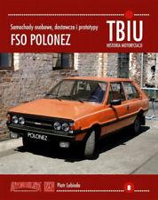 Samochody osobowe, dost. i prototypy. FSO Polonez - Piotr Lebioda