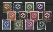 Lokal Fredersdorf Behördendienstmarken 3-50 Pf. postfrisch geprüft (B08294)