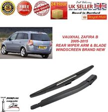 VAUXHALL ZAFIRA B MK2 MPV 2005-2015 REAR WIPER ARM & BLADE WINDSCREEN NEW