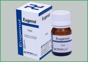 Prevest Eugenol Chemically Pure with increased Effectiveness 15ml (Fast Ship).,!