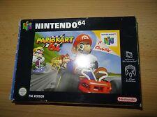 Nintendo 64 - Mario Kart - N64 - Complete - Boxed -PAL VERSION