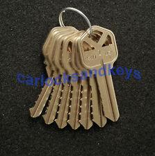 New listing New Kwikset Kw1 Depth Keys Depth-keys Key machine