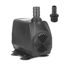 Teichpumpe Förderpumpe Filterpumpe 40W Bachlaufpumpe Teich Filter Wasserpumpe