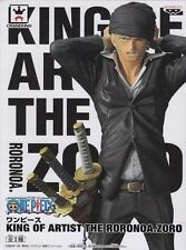 "Roronoa Zoro Figure ""King of Artist"" anime One Piece Banpresto official"