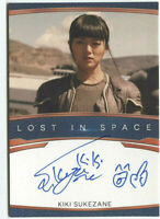 2019 RITTENHOUSE * LOST IN SPACE SEASON 1 * KIKI SUKEZANE  AUTOGRAPH CARD * AIKO