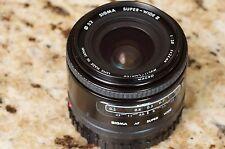Sigma Super Wide II AF 24mm f/2.8 1:4/1:5 Macro Lens Minolta Maxxum /Sony A900