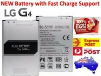 Replacement Battery BL-51YF for LG G4 H810 H811 H815 H818 H819 LS991 VS986 VS999