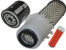 KUBOTA  B7001, Filterset, Filterpaket, Ölfilter, Kraftstoffilter, Luftfilter