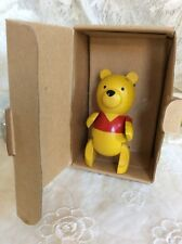 Young Epoch Winnie The Pooh Possible Wooden Doll In Box