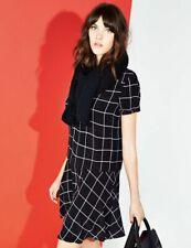 COMPTOIR des COTONNIERS  Selene Pure Silk Dress - UK 12; US 8; F 40 - New