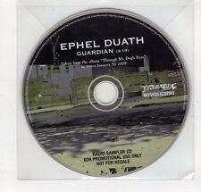 (GO25) Ephel Duath, Guardian - 2009 DJ CD
