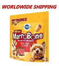 Pedigree Mini MarroBone Beef Flavor Dog Treats Toy/Small Breed 15 Oz WORLD SHIP