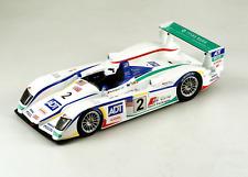 1:18 Audi R8 n°2 Le Mans 2005 1/18 • Spark S1805