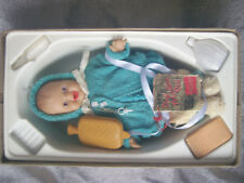 VERY RARE PALITOY VINYL PETAL SKIN DOLL BOXED WITH ACCESSORIES