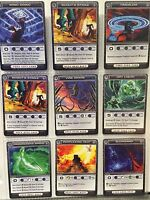 Chaotic Cards Lot Attack Commons