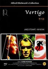 Vertigo (1958) New Sealed Dvd / Alfred Hitchcock