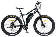 Powerider Charger Fat Boy E Bike 14Ah Samsung Li Mid Crank Motor Hydraulic brake