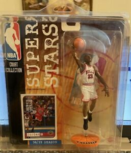 NBA Super Stars Michael Jordan Living Legends 98/99 Season