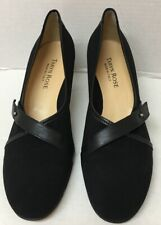 TARYN ROSE CLASSIC PUMPS MADE IN ITALY Fabric Leather US Women's 12 EUR 43 NEW