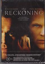 THE RECKONING - WILLEM DAFOE - PAUL BETTANY - DVD - NEW -