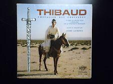 Rare Livre disque Thibaud ORTF Le petit menestrel