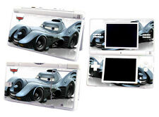 Skin Sticker to fit Nintendo DS Lite / DSL - Cars Batmobile