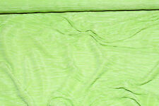 "PLEATED PLISSE SATIN FABRIC MINT GREEN  58"" BY THE YARD"