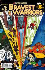 Aaron Renier chase variant Bravest Warriors #3 B kaBoom comic Pendleton Ward